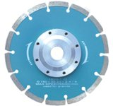 Diamond Saw Blade with Flange for Granite and Marble (JL-DBF)