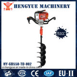 Manual Earth Auger, Tractor Post Hole Digger, Ground Earth Drill