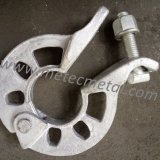 Safe Durable Rosette Clamp for Ringlock