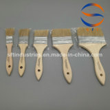 Bristle Thins Wooden Handle Paint Brushes for FRP