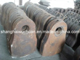 Manganese Steel Hammer for Shredder