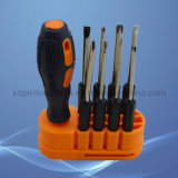 9 Pieces in 1 Cr-V Mutil-Use Screwdriver Set