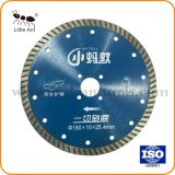 7 Inch 180mm Diamond Saw Blade Diamond Turbo Saw Blade Tuebo Cutting Disc for Ceramic Granite Marble Quartz.