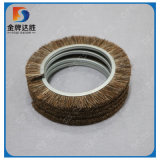 Industrial Cleaning Horse Hair Spring Wound Coil Brush Rollers