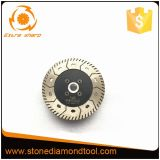 Diamond Cutting and Grinding Wheel for Stone with Flush