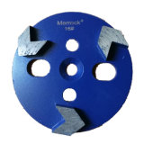 16# Diamond Grinding Blade Hard Concrete Grinding Shoe for Concrete