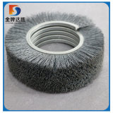 Abrasive Nylon Bristle Outside Spiral Wound Coil Cylinder Brushes