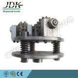 9t Diamond Bush Hammer Wheel for Stone Grinding