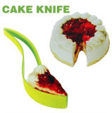 Food Grade Plastic Kitchen Tool Cake Server, Cake Knife