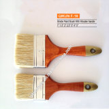 F-19 Hardware Decorate Paint Hand Tools Wooden Handle Bristle Paint Brush