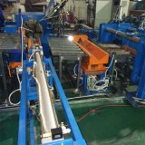 Hydraulic Seamless Steel Cylinder Hot Spinning Necking-in Machine