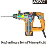 Power Tool D-Handle Rotary Hammer Drill Made in China (NZ30)