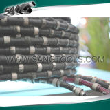 11.5mm Diamond Wire Cutting Saw for Granite Sandstone Limestone Quarry