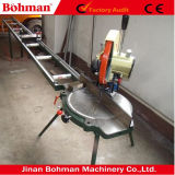 Manual Miter Cutting Saw for Guardrail and Window Making