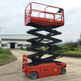 Hot Sale Electric Self-Propelled Scissor Lift Battery Power Scissor Lift