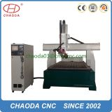 Electric CNC Carving Router for 3D Wooden Statue Milling