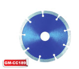 Diamond Sintered Segmented Saw Blade (GM-CC189)