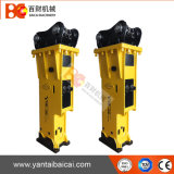 Silenced Hydraulic Pressure Broken Hammer for Made in China