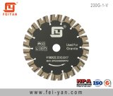 Professional Manufacturer Safety Diamond Saw Blade for Hard Granite