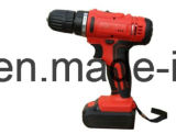 16.8V Cordless Drill with Li-ion Battery