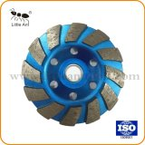 Top Quality Turbo Diamond Cup Grinding Wheel for Grinding Stone