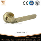 Classic Style Aluminum Entry Door Hardware Furniture Handleset (Z6265-ZR03)