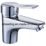 Economic Fashion Brass Body Chromed Basin Faucet