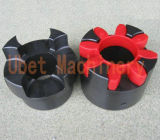 Aluminum Steel Cast Iron Jaw Coupling (KTR Rotex)