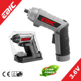 Ebic Power Tools China Manufacturer Cordless Screwdrive in Screwdrive for Sale