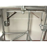 Construction Ringlock Scaffolding Ladder Bracket