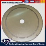 Continous Reim Diamond Saw Blade for Hard Stone