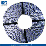 Diamond Wire Saw for Stone Block Cutting
