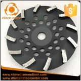 Segments Metal Bond Grinding T Wheel Concrete Grinding Tools
