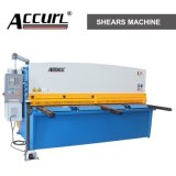 Manual Sheet Metal Shearing Machine, Hydraulic CNC Sheet Metal Shears (QC12Y)