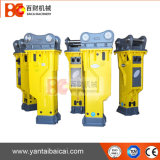 Top Performance Hydraulic Rock Breaking Hammer on Applicable Excavators 18-21 Ton