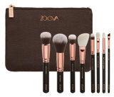 Zoeva 8PCS Face Makeup Brush Set Black /Pink/Gold Cosmetic Brush Set