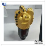 High Quality Durable 9 1/2 Inch 5 Blades Matrix-Body PDC Drill Bit with Golden Color