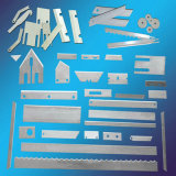 Saw Tooth Knives for Paper and Plastics Packaging Machine