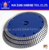 Sintered Turbo Diamond Saw Blade for Granite Marble etc