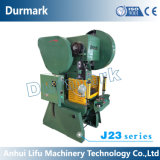Small Power Press 10t for Small Metal Part Blanking Forming J23 Series