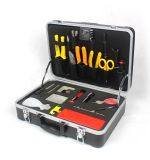Optical Power Meter Visual Fault Locator Fiber Cleaver FTTH Fiber Optic Tool Kit