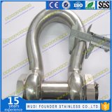 Marine Hardware Stainless Steel Security Us Type Anchor Shackle G2130