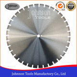 600mm Laser Diamond Saw Blade for Fast Cutting Asphalt