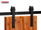 Contemporary Style Sliding Barn Door Hardware Roller & Fittings for Barn Door