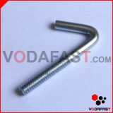 Bended Hook Bolt for Building Roofing