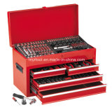 Hot Sale-4 Drawer Combination Hand Tools in Metail Case