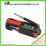 8 in 1 Multi Screwdriver Set with 6LED Torch (EP-TS8121)