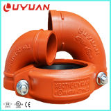 ASTM a-536 Ductile Iron Grooved Pipe Fittings and Couplings with FM UL Ce