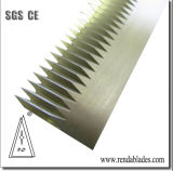 HSS Serrated Cutting Knife for Packaging Sealing Machine Industry