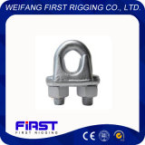 Rigging Hardware Galvanized Malleable DIN 741 Wire Rope Clips